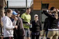 Atviros teniso treniruotės 2020-05-27
