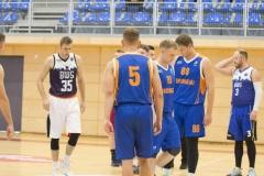 """""""Vilnies""""  krepšinio čempionato rungtynės: """"Dubingiai"""" - """"Blue White Soldiers"""""""