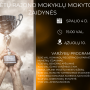 Kviečiame registruotis į  Molėtų r. mokytojų žaidynes